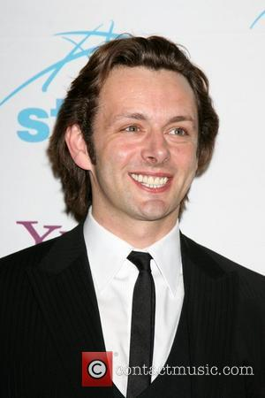 Michael Sheen At Hollywood Awards Gala