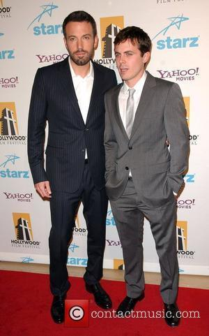 Casey Affleck, Ben Affleck, Beverly Hilton Hotel