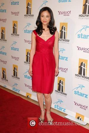 Tang Wei Hollywood Film Festival 11th Annual Hollywood Awards Gala held at the Beverly Hilton Hotel Beverly Hills, California -...