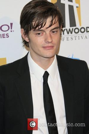 Sam Riley Hollywood Film Festival 11th Annual Hollywood Awards Gala held at the Beverly Hilton Hotel Beverly Hills, California -...