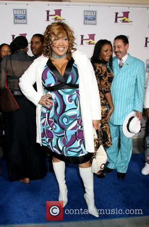 Kym Whitley The 5th Annual Hoodie Awards Hosted By Steve Harvey at Orleans Arena Las Vegas, Nevada - 20.10.07