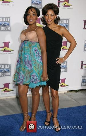 Tichina Arnold and Salli Richardson