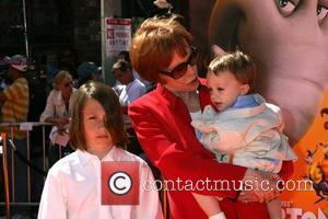 Carol Burnett with her grandchildren, Zack and Dylan 'Horton Hears a Who' premiere Mann's Village Theater Los Angeles, California -...