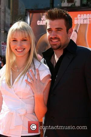 Jason Wahler and fiance 'Horton Hears a Who' premiere Mann's Village Theater Los Angeles, California - 08.03.08