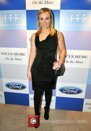 Michelle Dewberry Ford Music: On the move party held at the Hospital London, England - 16.04.08