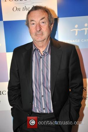 Nick Mason Ford Music: On the move party held at the Hospital - Arrivals London, England - 16.04.08