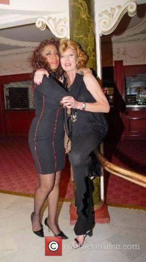 Sheila Ferguson and Wimbledon