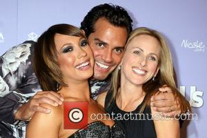 Cheryl Burke, Cristian DeLaFuente and Marlee Matlin US Weekly Hot Hollywood Party 2008 held at Beso Restaurant Los Angeles, California...