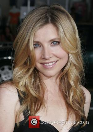 Sarah Chalke The Los Angelse premiere of 'Hot Rod' held at Mann's Chinese Theatre - Arrivals California, USA - 27.07.07