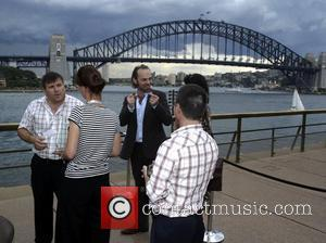 Hugo Weaving Voiceless, The Fund For Animals, hosts its annual grants and awards ceremony at Sydney Opera House Sydney, Australia...