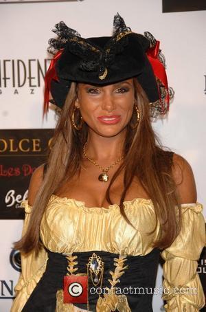 Patricia De Leon Hynotiq's Hollywood Halloween party held at Les Deux - Arrivals Los Angeles, California - 30.10.07