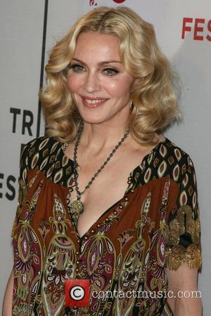 Madonna Ignores Russian Religious Protests