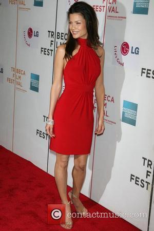 Natassia Malthe 2008 Tribeca Film Festival - Premiere of 'I Am Because We Are' at the BMCC Tribeca Performing Centre...
