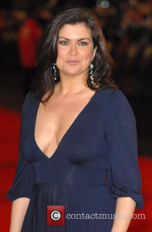 Amanda Lamb UK premiere of 'I Am Legend' held at the Odeon Leicester Square - Arrivals London, England - 19.12.07