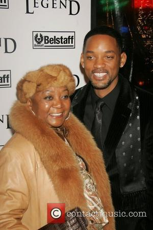 Will Smith and Mother Caroline Smith