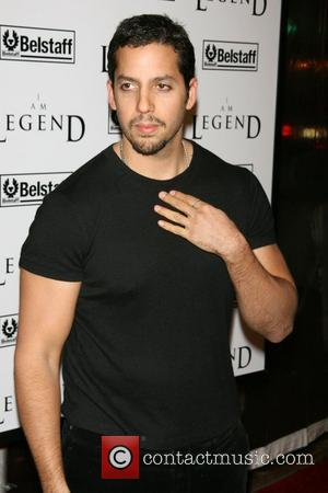 Madison Square Garden, David Blaine