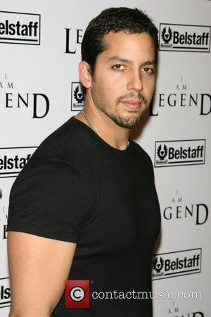 David Blaine New York Premiere of 'I Am Legend' at Madison Square Garden New York City, USA - 11.12.07