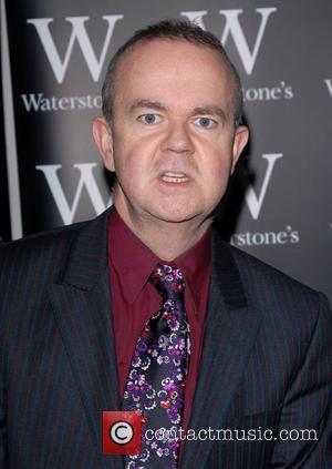 Ian Hislop Private Eye book signing in Waterstones.  London, England - 11.12.07