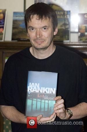 Ian Rankin signs his new book 'Exit Music' at Hatchards in Piccadilly London, England - 11.09.07
