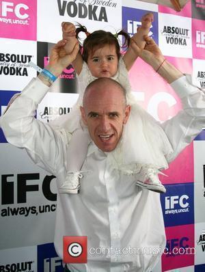 Tony Kaye and Daughter Shanghai