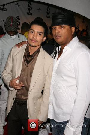 Rick Gonzalez and Franc Reyes