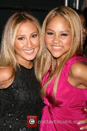 Adrienne Bailon and Kat Deluna