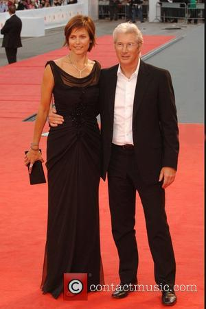 Richard Gere, Venice Film Festival, Carey Lowell