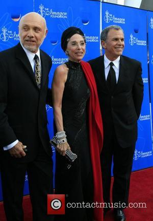 Hector Elizondo, Rita Moreno and Tony Plana 22nd Annual Imagen Awards at the Walt Disney Concert Hall  Los Angeles,...