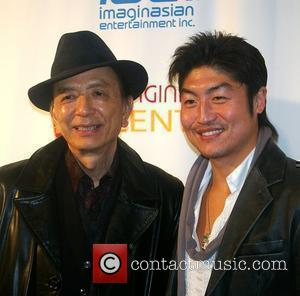 James Hong and Rick Yune The Imaginasian Center Ribbon-Cutting Ceremony and Red Carpet Gala  Los Angeles, California - 01.12.07