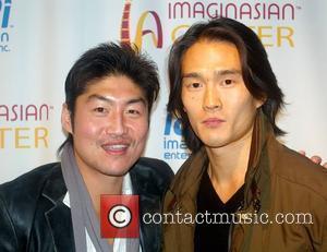 Rick Yune and Karl Yune