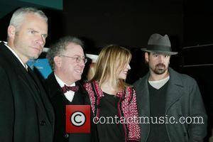 Martin Mcdonagh, James Schamus and Colin Farrell