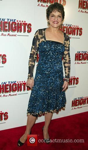 Priscilla Lopez  The opening night of Broadway musical 'In The Heights' afterparty held at Pier 60 New York City,...