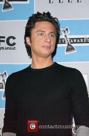 Braff Leaving Scrubs For Big Screen