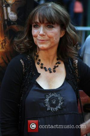 Karen Allen New York premiere of 'Indiana Jones and the Kingdom of the Crystal Skull' at AMC Magic Johnson Harlem...