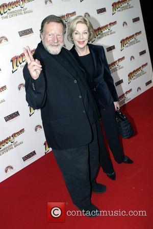 Jack Thompson and Ita Buttrose