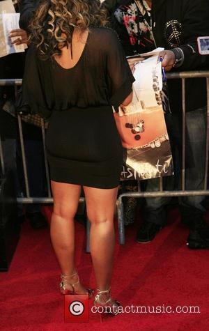 Ashanti New York premiere of 'Indiana Jones and the Kingdom of the Crystal Skull' at AMC Magic Johnson Harlem 9...