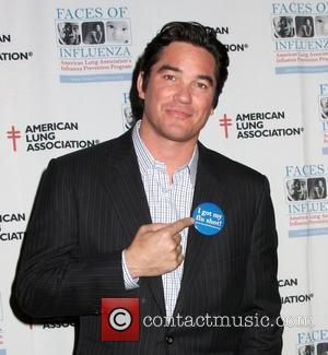 Dean Cain Marches In Armenian Protest