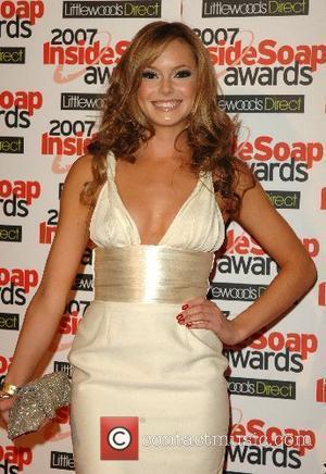 Hannah Tointon Inside Soap Awards 2007 held at Gilgamesh London, England - 24.09.07
