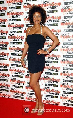 Tupele Dorgu Inside Soap Awards 2007 held at Gilgamesh London, England - 24.09.07