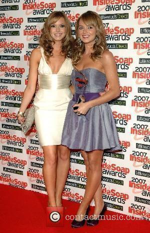 Hannah and Kara Tointon