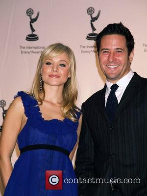 Kristen Bell and Rob Morrow