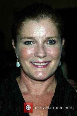 Kate Mulgrew, Soap actress & also from Star Trek: Voyager Opening Night after party for the Off-Broadway play