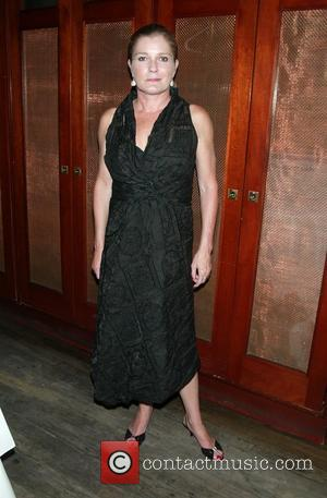 Kate Mulgrew Opening Night after party for the Off-Broadway play