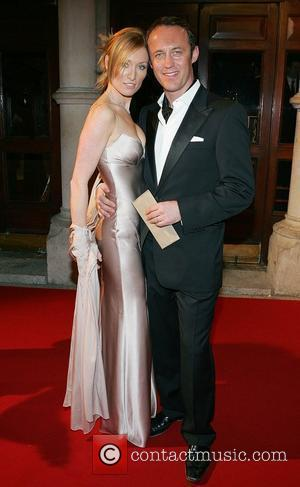 Victoria Smurfit and Doug Baxter Irish Film and TV Awards 2008 held at the Gaiety Theatre - Arrivals Dublin, Ireland...