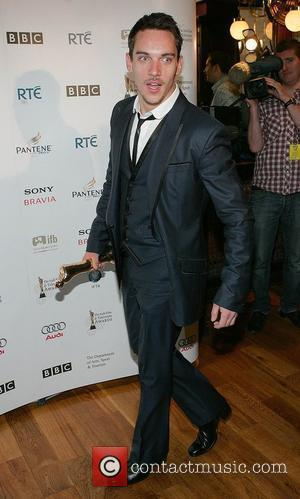 Jonathan Rhys Meyers - Best Actor in a Lead television Role (The Tudors) Irish Film and TV Awards 2008 held...