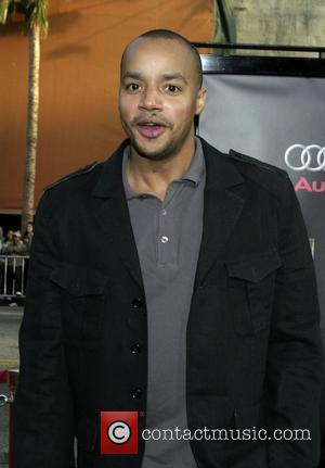 Donald Faison Los Angeles Premiere of 'Iron Man' held at Grauman's Chinese Theatre Hollywood, California - 30.04.08