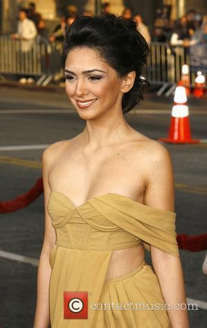 Nazanin Boniadi Los Angeles Premiere of 'Iron Man' held at  Grauman's Chinese Theatre Hollywood, California - 30.04.08