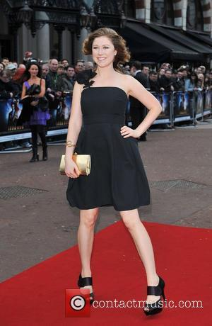 Hayley Westenra UK film premiere of 'Iron Man' at Odeon Leicester Square - arrivals London, England - 24.04.08