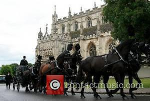 The funeral of style icon Isabella Blow at Gloucester Cathedral.  Gloucester, England - 15.05.07  * BLOW DIED OF...