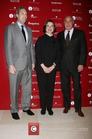 Jim Taylor, Isabella Rossellini and Kevin Martinez